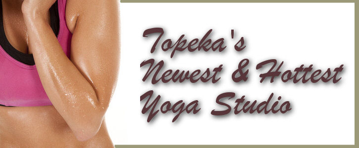 Lava Yoga Located in Topeka KS
