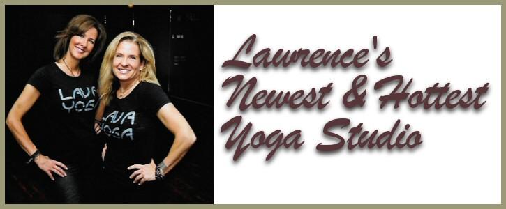 Lava Yoga Located in Topeka  & Lawrence KS
